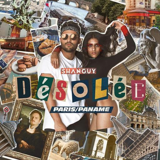 Desolee (Paris/paname)